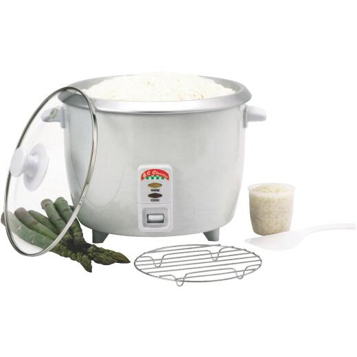 Automatic 10 Cup Rice Cooker